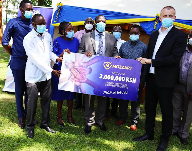 Mozzart Bet Kenya money laundering