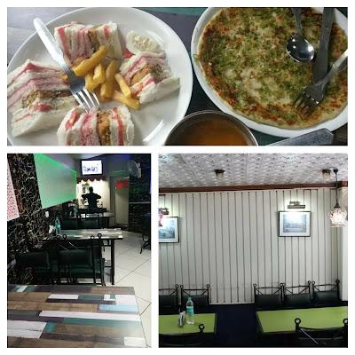 Cafe de mall Nainital