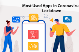 Top 15 Most Used apps in Lockdown - Download the app for free