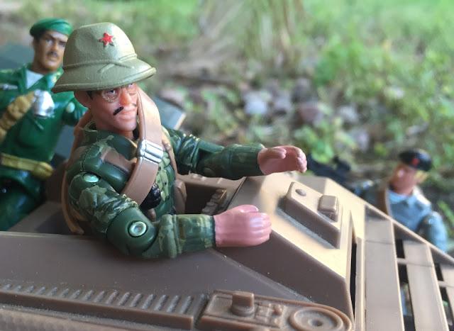 2005 Sgt. Misha, 2006 Comic Pack, Oktober Guard, Stalker, Lt. Gorky