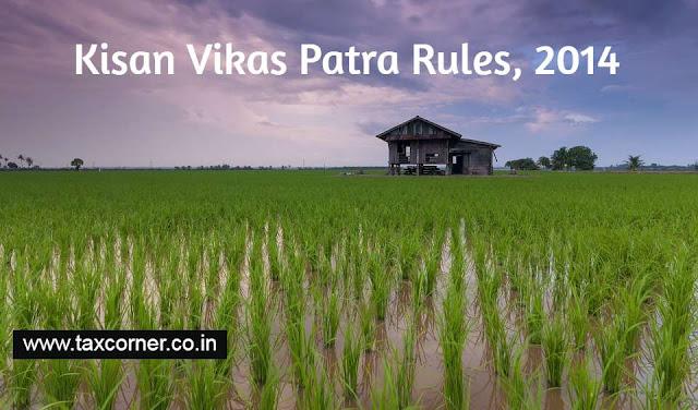 kisan-vikas-patra-rules-2014
