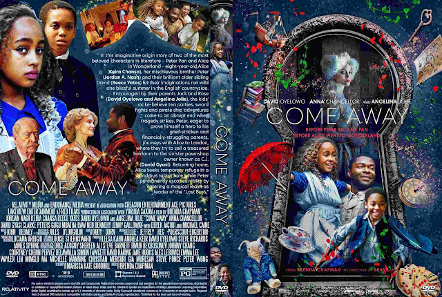 Come Away (2020) DVD Cover
