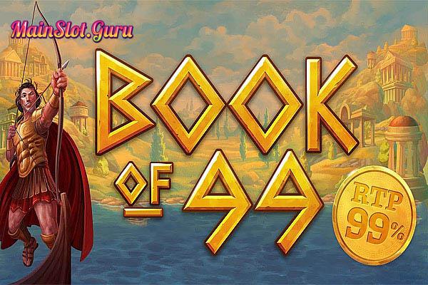 Main Gratis Slot Book of 99 Relax Gaming