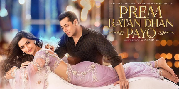 Kumpulan Lagu India Soundtrack Film Prem Ratan Dhan Payo 2015 Mp3