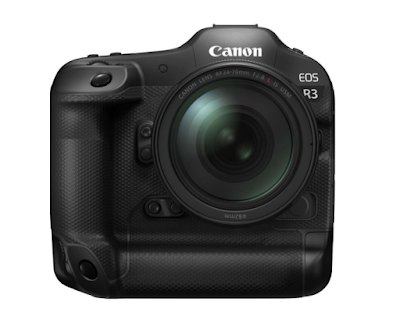 Canon EOS R3 Official Sample Images