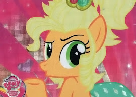 My Little Pony Applejack Series 3 Trading Card