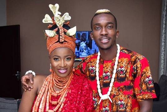 Super-Eagles-player-Henry-Onyekuru-weds-in-Benin-city