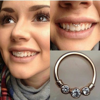 Every Thing About Smiley Piercing