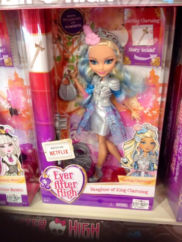 Ever After High Toys R Us : Jamie s toy a photo dump part