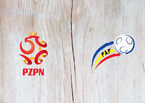 Poland vs Andorra -Highlights 28 March 2021