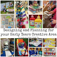 Creative Area ideas for the Classroom.