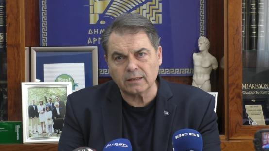 Δ.Καμπόσος: Προχωράμε ταχύτατα για την υλοποίηση του Πολιτιστικού Κέντρου στο Άργος (βίντεο)