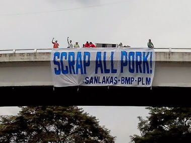Ibasura ang pork barrel!