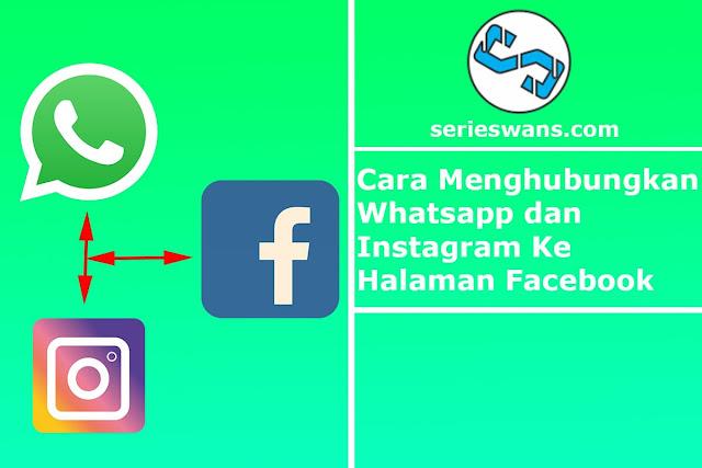 Cara Membuat Tombol WhatsApp dan Instagram ke Halaman Facebook