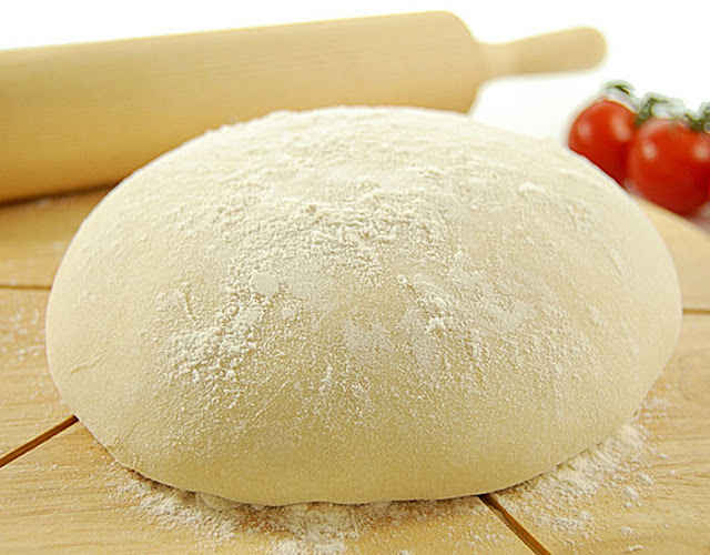 How to freeze pizza dough easily