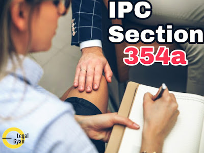 IPC Section 354a in Hindi