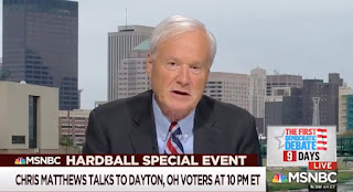 MSNBC's Chris Matthews says pro-life voters shouldn't be mocked