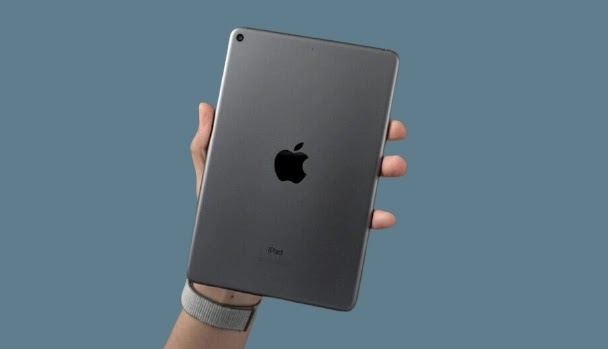 Infall of Apple iPad 6 Mini, with a new design: Leak