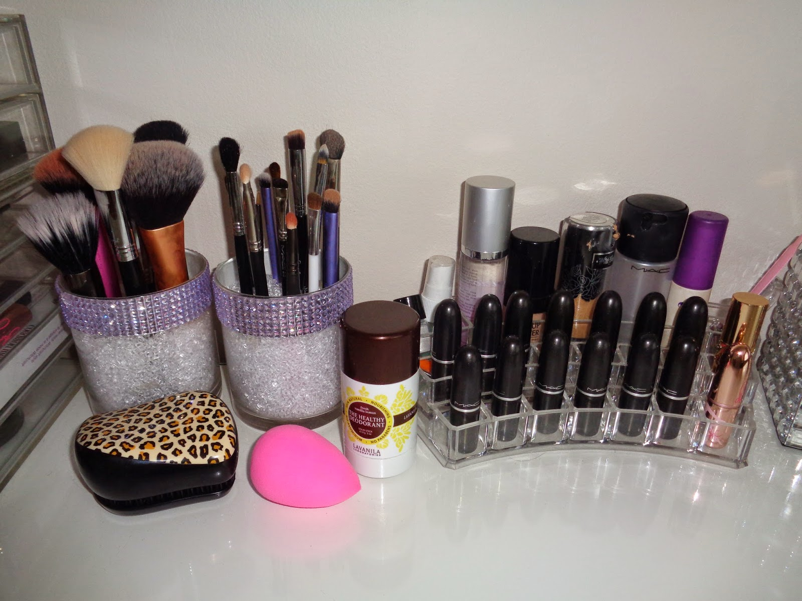 Denise Chavez My Makeup Vanity