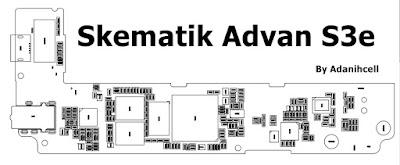Skematik Advan S3e