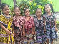 Pelepasan Anak PAUD Se-Kecamatan Amabi Oefeto di Waduk Raknamo Berlangsung Meriah