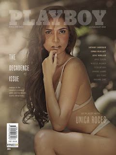 Playboy Filipinas – Julio Agosto 2018 PDF Digital