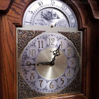 đồng hồ tủ của Mỹ
