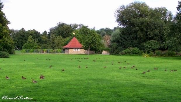 Potsdam, Nuthe Park