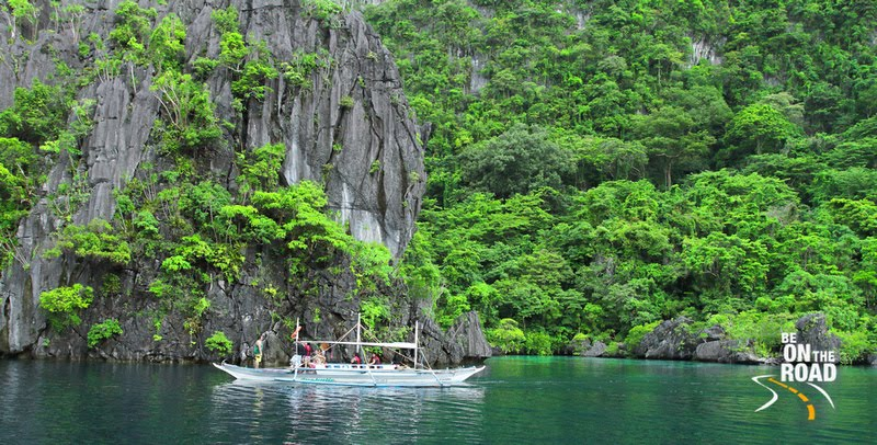 Island hopping off El Nido is a total fun packed water adventure trip