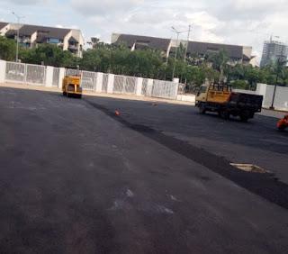Pemborong Aspal Jalan Murah, Jasa Aspal Jalan Murah, Jasa Aspal Jalan, Pemborong Aspal