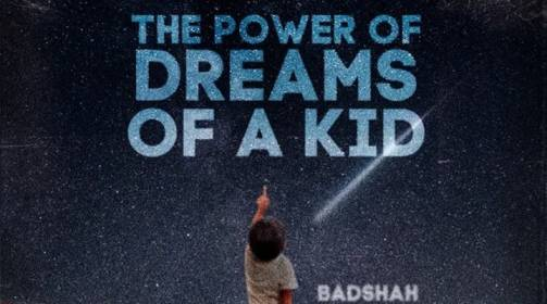The Power of Dreams Lyrics - Badshah & Lisa Mishra