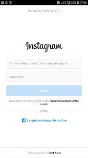 Cara Mudah Mengembalikan Alias Mengambil Kembali Akun Instagram Anda Yang Di Hack Orang