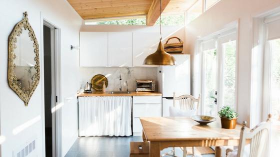 9 Cara Cerdas Menata Dapur Ukuran Kecil Tanpa Kitchen Set Designmacz