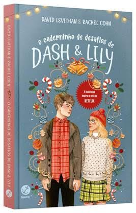 O caderninho de desafios de Dash & Lily ganha nova edição Ilustrada
