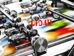 Offset Printing: however, it's done?