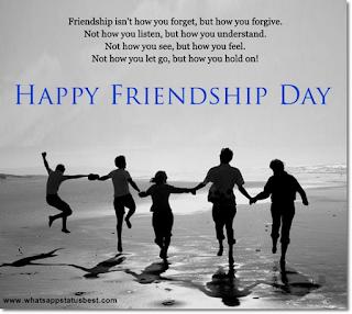 Sad Friendship Day SMS