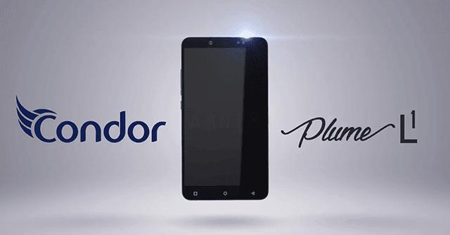 كل ما تود معرفته عن هاتف كوندور Condor Plume L1 و Plume L2
