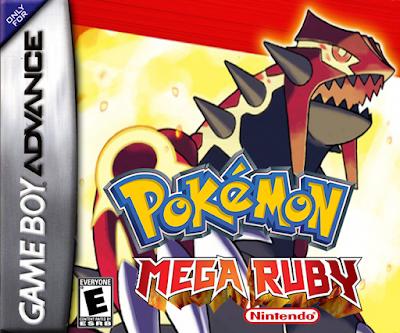 Pokemon Mega Ruby GBA ROM Download