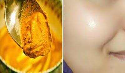 Eliminar manchas en la cara y arrugas