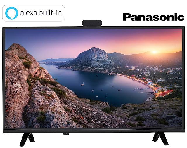 Panasonic 80 cm (32 inches) Full HD Smart LED TV