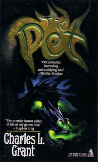 13 Reads of Horror! - The Pet by Charles L. Grant