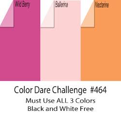 "CHALLENGE #464 ""Triple Play"""