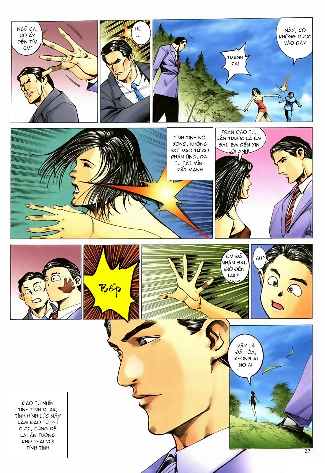 Đổ Hiệp Truyền Kỳ chap 1 - Trang 26