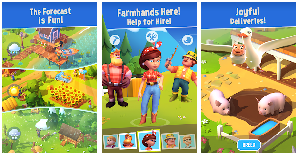 FarmVille 3 Animals APK
