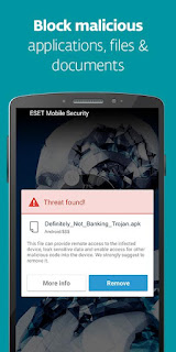 eset mobile security premium apk