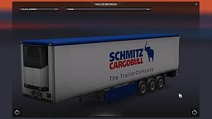 Schmitz trailer mod