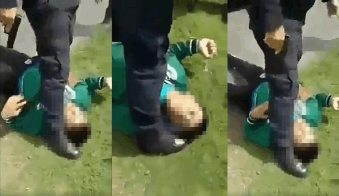 """""""Te va a llevar tu perra madre, pinche rata de mierd.."""", Así fueron los últimos momentos del joven ratero abatido por policías en Ecatepec"""