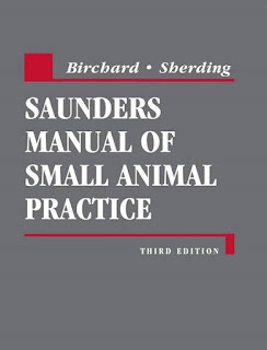 Saunders Manual of Small Animal Practice 3rd Edition