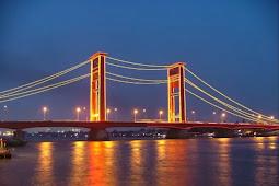 Daftar Nama Jembatan di Indonesia Lengkap