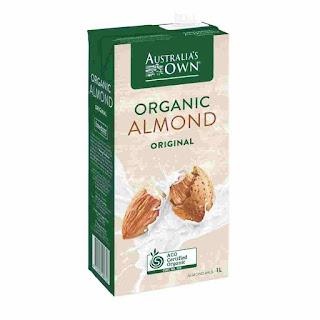 Australia's Own Organic Almond Milk